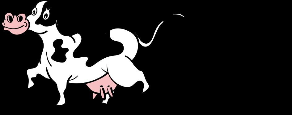 会社情報 牛のイラスト